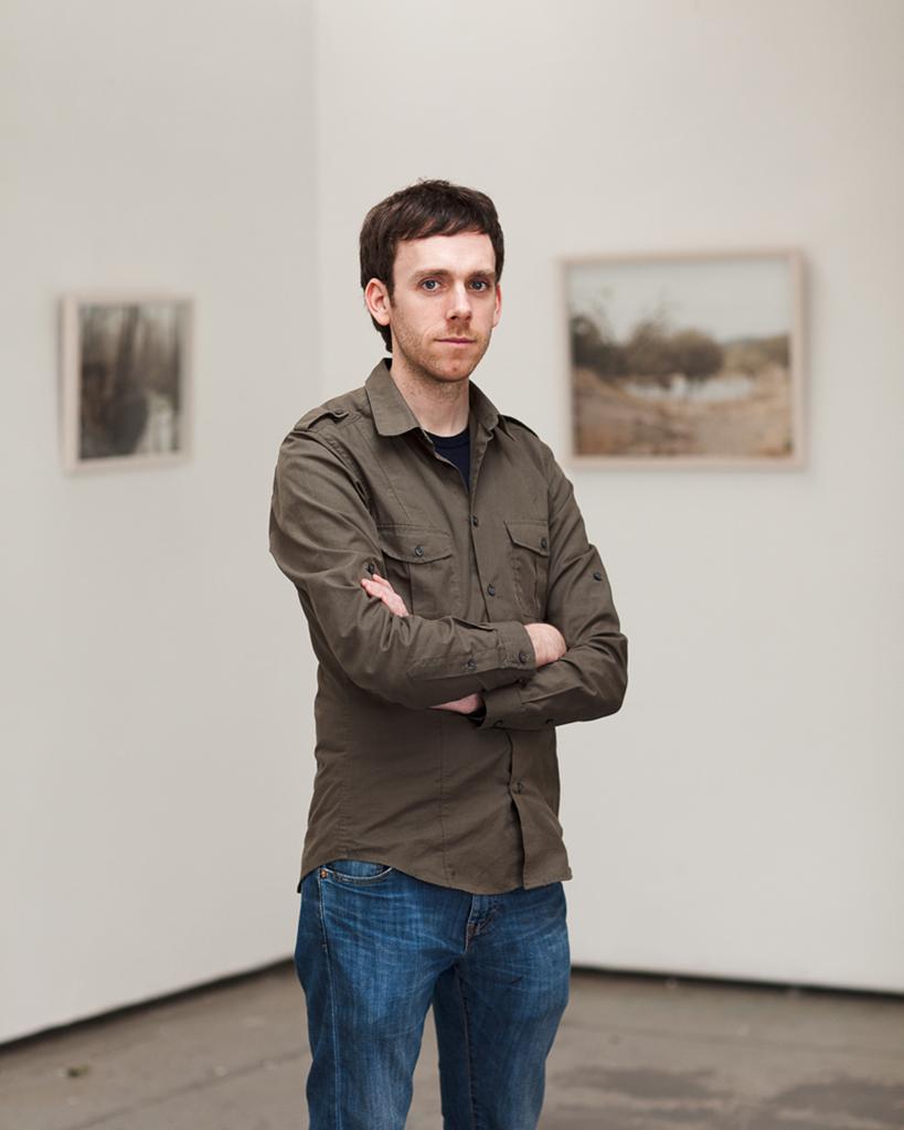 Paul Gaffney Portrait